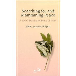 searching for an maintaining peace